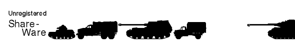 Шрифт Tanks WW2