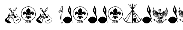Шрифт FTF Indonesiana Scout